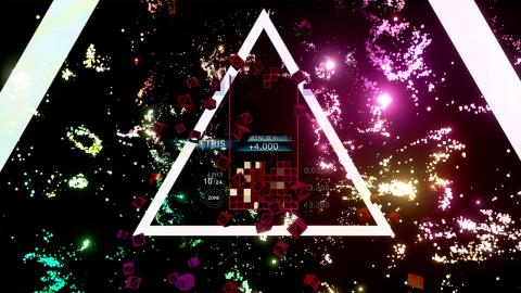 """Tetris Effect : Une partie en mode """"Purify"""""""