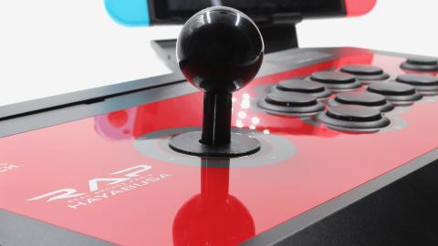 Test du HORI Nintendo Switch Real Arcade Pro V : Paresse et excellence