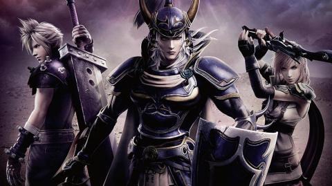 Dissidia : Final Fantasy NT - présentation de la carte Final Battlefield