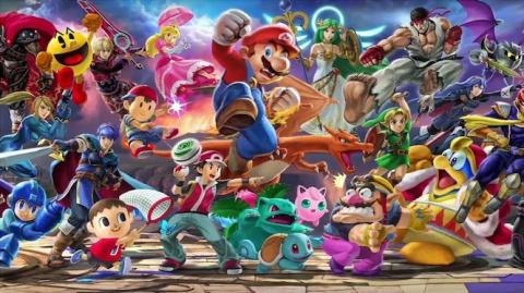 Super Smash Bros. Ultimate s'affronte en vidéo
