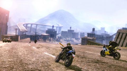 Road Redemption sur la ligne de départ de la PS4 et de la Switch