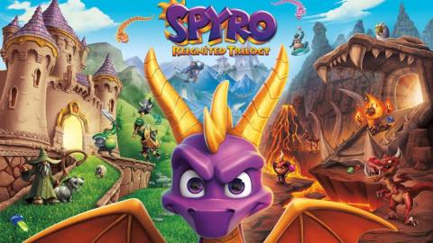 Soluces Spyro Reignited Trilogie, guides complets