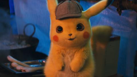 Détective Pikachu : humour et Pokémon à foison dans un trailer en live action