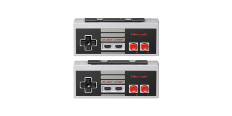 Nintendo Switch : les précommandes des manettes NES sont ouvertes