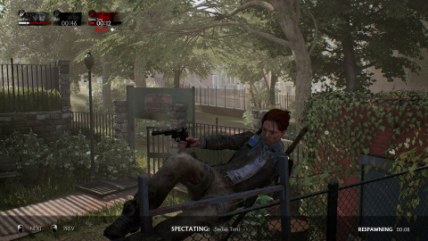 Overkill's The Walking Dead: a potential too clumsily exploited