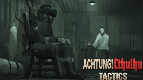 Achtung! Cthulhu Tactics va se déployer sur PS4 et Xbox One fin novembre