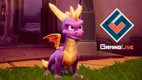 Spyro Reignited Trilogy : Spyro 1, l'opus daté