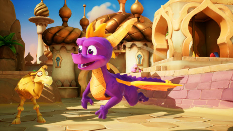 PS Store : Spyro revient tout feu tout flamme !