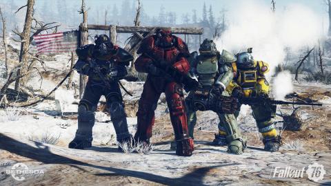 Xbox Live Gold : Fallout 76 sort de son abri !