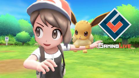 Pokémon Let's Go Pikachu / Evoli : Un système de capture repensé
