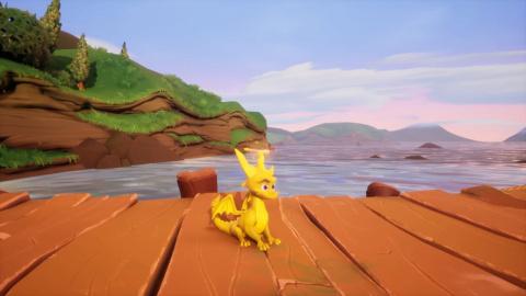 Cheat code Spyro tout jaune