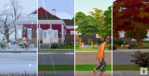 Les Sims 4 : Saisons enfin disponible sur console