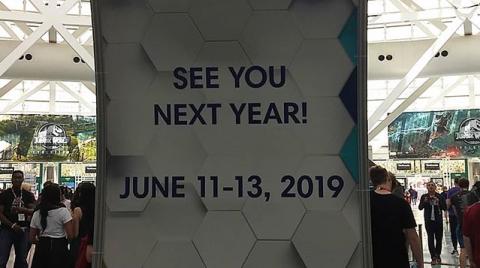 L'organisateur de l'E3 reste serein