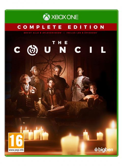 The Council arrive en version physique avec son cinquième épisode