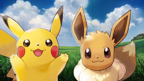 Pokémon Let's Go, Pikachu / Evoli : le trailer de lancement