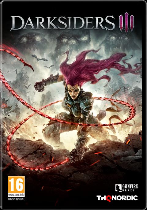 Darksiders III sur PC
