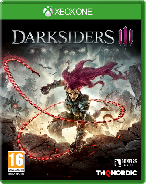 Darksiders III sur ONE