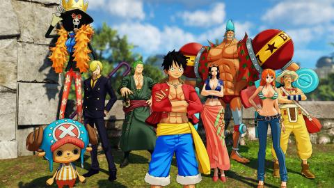One Piece : World Seeker sortira en mars