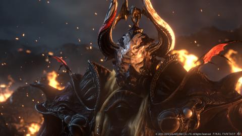 Final Fantasy XIV : Un partenariat avec KFC en Chine pour le Chocobo noir