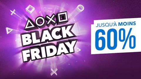 PS Store : Le Black Friday est lancé !