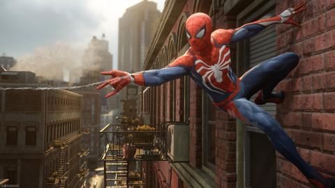 PS Store : Spider-Man pris dans La guerre des gangs !