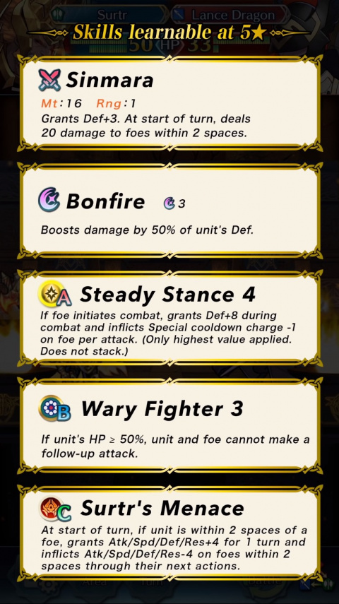 Fire Emblem Heroes accueille deux nouveaux héros cette semaine
