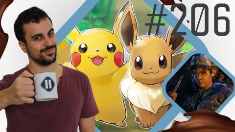 Pause Cafay #206 : Pokémon Let's Go, l'ambassadeur du jeu vidéo pour 2018 ?