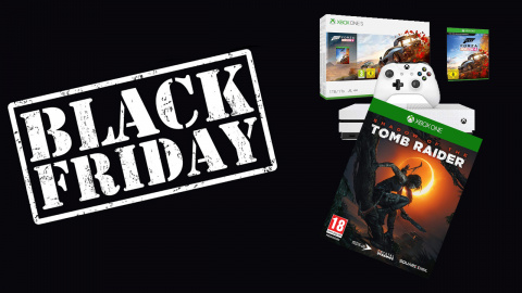 Black Friday : Pack Xbox One S 1To + 3 jeux à 229€