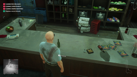 Défis assassinats (Rico Delgado)