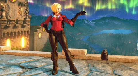 Street Fighter V : Arcade Edition - des costumes Resident Evil en approche