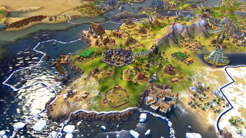 Civilization VI : Un portage réussi sur Switch
