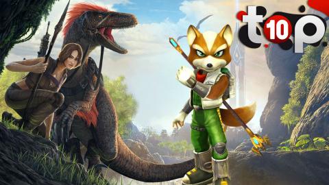 Top 10 des meilleurs jeux avec des dinosaures