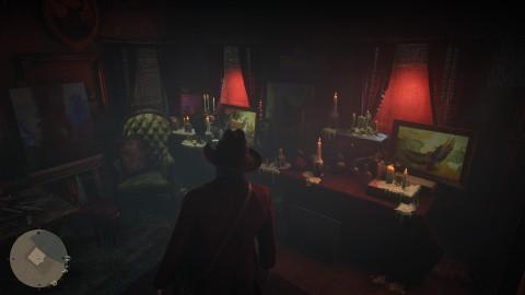 """Le retour de l'homme étrange (""""Je vous connais"""") de Red Dead Redemption"""