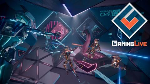 Echo Combat : zoom sur le gameplay 0-Gravité de ce FPS VR