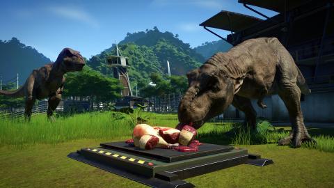 Jurassic World Evolution : Le DLC Secrets du Dr.Wu est disponible