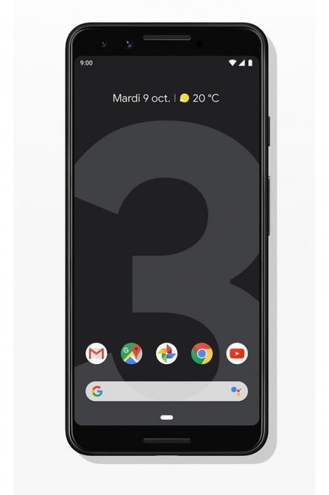 Black Friday : 79€ de réduction sur les smartphones Google Pixel 3