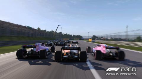 Black Friday : F1 2018 à moins de 25€ sur PC