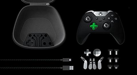 Black Friday : La manette Elite Xbox One + Gears of War 4 à moins de 115€