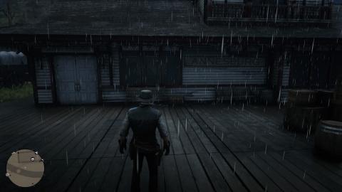 Le destin de Pluie-battante