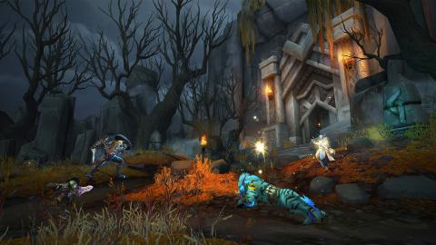 World of Warcraft : les nouvelles îles de la mise à jour 8.1 présentées