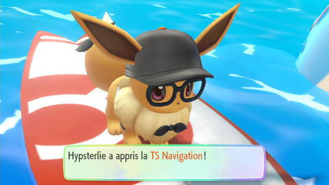 Pokémon Let's GO, canne à pêche