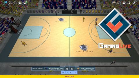 Pro Basketball Manager 2019 : des matches en 3D à oublier