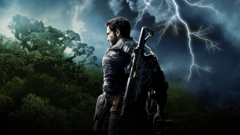 Just Cause 4 : le making-of du trailer L'œil du cyclone
