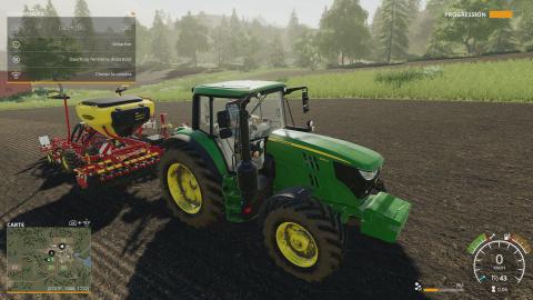 Test de Farming Simulator 19 par jeuxvideo com