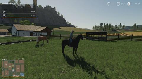 """Farming Simulator 19 : Nouveau moteur, mais ambitions inchangées pour le célèbre """"Simulator"""""""