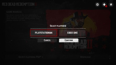 Companion app Red Dead 2 : à quoi sert l'application mobile