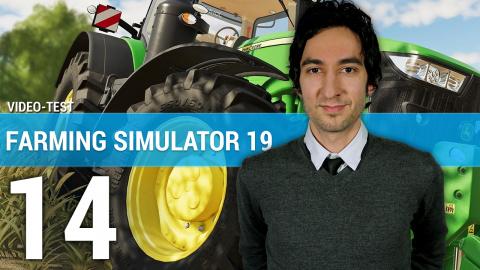 Farming Simulator 19 : Notre avis en 3 minutes