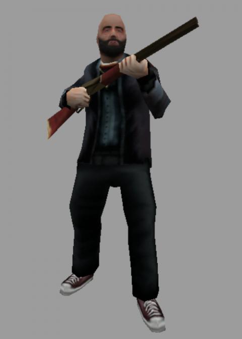 Half-Life 2 : Retour sur Ravenholm avec le GoldSrc