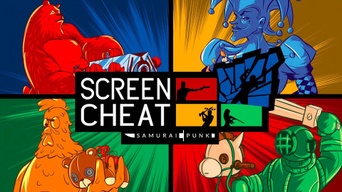 Screencheat sur PS4
