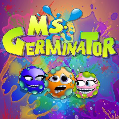 Ms. Germinator sur PS3